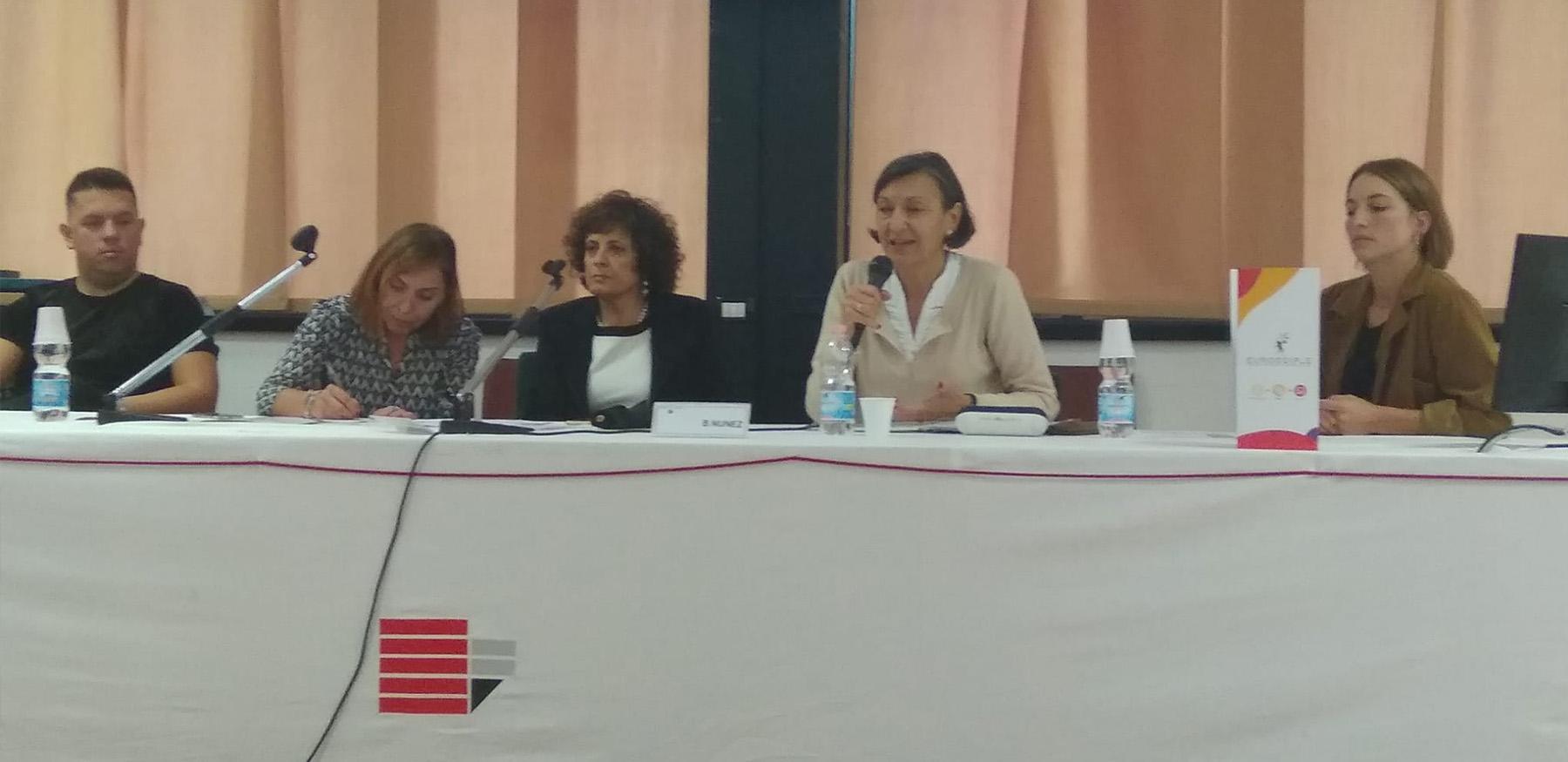 Kickoff Meeting, Università della Calabria. 11-2019